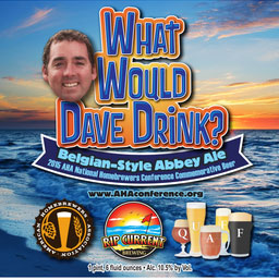 What Would Dave Drink?
