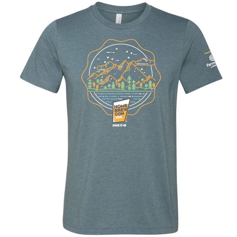 2021 Homebrew Con T-Shirt
